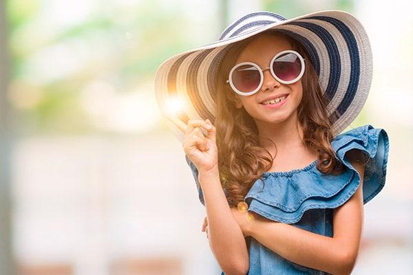 børne solbriller