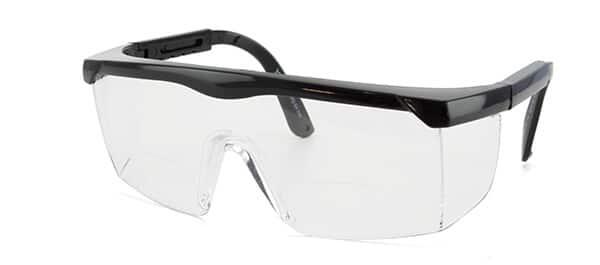Sikkerhedsbrille m. styrke Biofokale