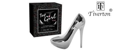 Top Girl Silver Milano