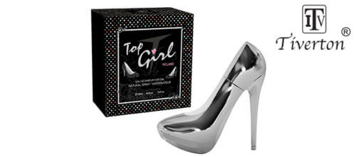 Top Girl Silver Milano