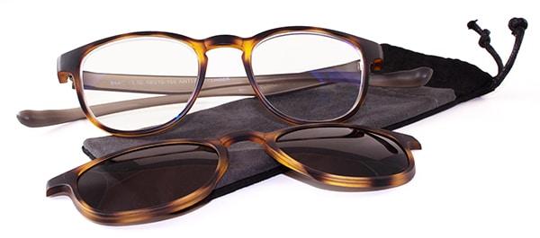 a738afb76ab5 Læsebrille + Clip-On solbrille 844
